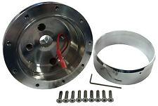 Billet 9 hole steering wheel adapter 64-66 Mustang & Ford Truck & Van 68-77