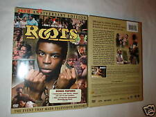 ROOTS BOXED EDITION DVD 25TH ANNIVERSARY OUT OF PRINT