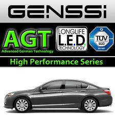 AGT™ Xenon White Interior LED Package Kit for Honda Accord 4dr 2013-2015