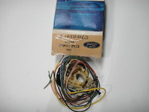 1967 Fairlane Ford LTD XL Mustang GT Shelby GT500 Switch - Turn Signal Indicator