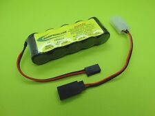 6v 1600mA 2/3 A FLAT Tx BATTERY FOR TRAXXAS REVO 3.3  / 1605F-J / MADE IN USA