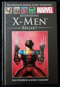 °X-MEN: BEGABT MARVEL-COMIC-SAMMLUNG° #38 Enthält Astonishing X-Men 1-6