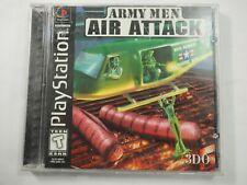 Army Men Air Attack 1999 Playstation 1 3DO SLUS-00913