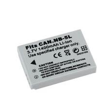 NB-5L Battery for Canon PowerShot SX230 HS, SX210 HS, SX200HS, S100 S110 new