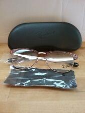Ray Ban RB 6346 Eyeglasses 2971 Tortoise Rose 52mm-19mm-145mm