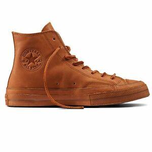 Converse Chuck Taylor All Star 70 Hi Leather Sneaker 158603C Berlin Cognac 46,5