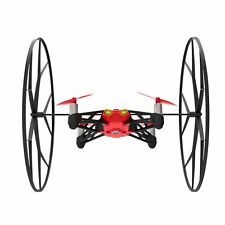 Brand New Parrot Mini Drone's Rolling Spider Red