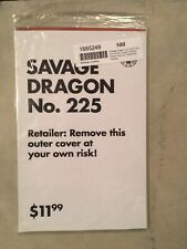 SAVAGE DRAGON #225 NUDE VARIANT COVER SEALED IMAGE COMICS XXX rated