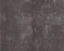 Vlies Tapete New England 2 AS Creation 96223-1 Metall Platten Nieten Grau Töne