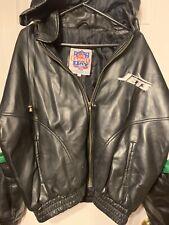 Vintage NY Jets Jacket 1980s NFL Gameday Adult Size L