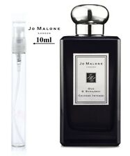 Jo Malone London Oud & Bergamot Eau De Parfum - 10ml Atomiser Sample - NOT 5ml