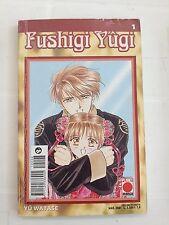 MANGA FUSHIGI YUGI  N.1 - YU WATASE - PLANET MANGA - USATO IN BUONE CONDIZIONI