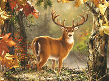 5D DIY Crafts Diamond Embroidery Painting Cross Stitch Decor Longly Deer Drill