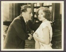 NANCY CARROLL Stanley Smith Sweetie 1929 Paramount Silent Film Sexy Couple J4693