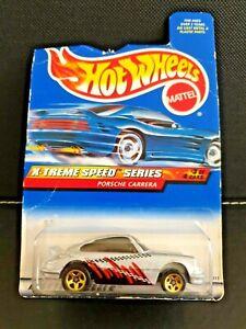 Hot Wheels Porsche Carrera - Unopened (Damaged Card)