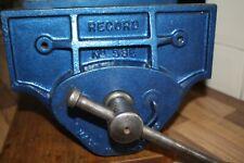 VINTAGE RECORD No 53E CARPENTERS QUICK RELEASE VICE.