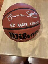 Breanna Stewart Autographed Wilson Basketball UConn Womens Basketball