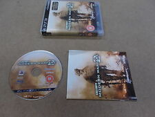 PS3 Playstation 3 PAL Spiel Call of Duty Modern Warfare 2 mit Box Anleitung