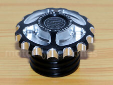 Gas Cap Fuel Oil Tank Cover For Harley Sportster XL883 XL1200 48 72 1996-2016
