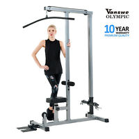 LAT Pulldown Machine Low Row Cable Pull Down Machine