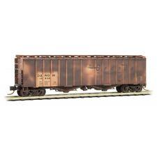 MTL MICRO-TRAINS N 098 44 070 *D & RGW* WEATHERED  AIR DROP COVERED HOPPER