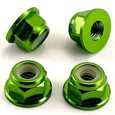 RC Gre Wheel 4mm Flange Lock Axle Nut Fits Tamiya Volkswagen Beetle Race Touareg