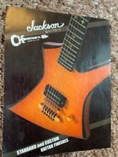N17 USA Jackson Kelly Custom Shop Transition Gold Falmes 2005