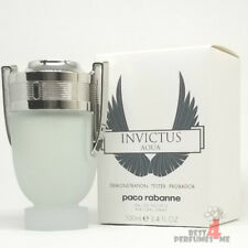 Paco Rabanne Invictus Aqua EDT 100ml 3.4oz 2016 edition Batch Code 60361~Tester