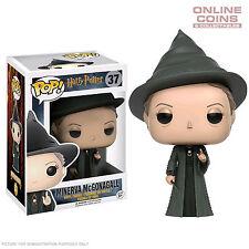 HARRY POTTER - Minerva McGonagall Pop! Vinyl Figure - FUNKO - BRAND NEW IN BOX!