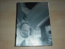56436) Audi S4 + Avant - A6 allroad quattro - A8 Pressemappe 2002
