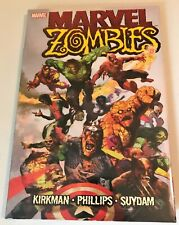 Marvel Zombies Trade HC Hardcover Marvel Comics New! NM Collects Orig Issues 1-5