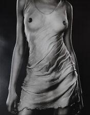 Bruno Bisang Kunstdruck Photo Poster Art Print 44x54cm Nude Girl Woman Body 2006