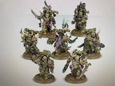 Warhammer 40,000 Chaos Space Marines Death Guard Plague Marines