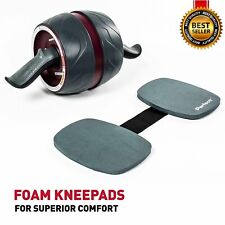 Perfect Fitness Ab CARVER PRO AB WHEEL ROLLER Core Workout