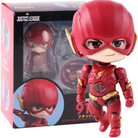 DC Justice League The Flash Nendoroid 917 PVC Action Figure Model Toy
