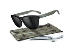 NEW Oakley Limited Edition GP75 Frogskins - Matte Black / Black Iridium, 24-335