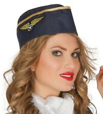 Cappello hostess assistente di volo