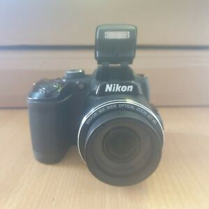 Nikon Coolpix B500 Compact Digital Camera -  Black (Y6)