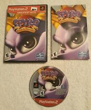 Ps2 Spyro: Enter the Dragonfly , complete