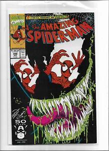 THE AMAZING SPIDER-MAN #346 1991 VERY FINE+ 8.5 6249