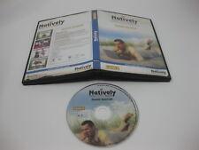 Natively Multimedia Language Learning Program Speak Spanish Level 2 CDRom PC/Mac