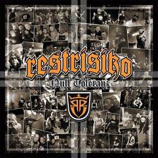 Restrisiko - Null Toleranz, LP orange +CD  SKINHEAD Oi! PUNK