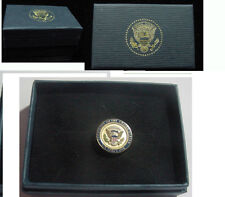 Presidential George W Bush  Airforce One Lapel Pin   AF-1