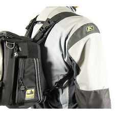 Wolfman Luggage Backpack Shoulder Straps for Tank Bags Rainier Timberwolf