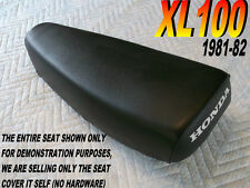 XL100s 1981-82 Replacement seat cover for Honda XL 100 XL100 081