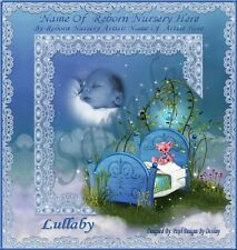 ~~LULLABY BOY REBORN BABY AUCTION TEMPLATE WITH FREE LOGO~~  DOUA