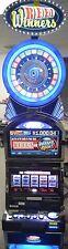 "BALLY S9000 SLOT MACHINE ""REEL WINNERS"" SIMILAR TO WHEEL OF FORTUNE"