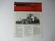 Case Caseih 4894 Tractor Brochure