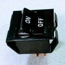 Rocker Switch - Double Pole  TGCO501 -TB-B-XJK   Carling Technologies