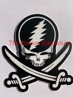Terrapin Station Sunflower Sticker Vinyl Car Decal Grateful Dead /& Company Co.